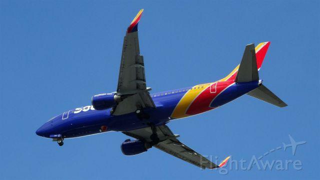 Boeing 737-700 (N643SW) - 20150228-134850.jpg<br />N643SW / Boeing 737-3H4 <br />2015-02-28 WN3295Ontario (ONT)San Jose (SJC)12:55-->Landed 13:52