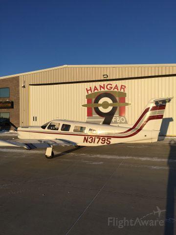 Piper Saratoga/Lance (N31795)