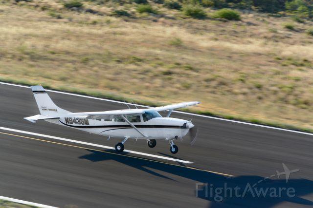 Cessna T207 Turbo Stationair 8 (N9436M) - Sedona Air Tours C207A arrival at KSEZ (Sedona, AZ).
