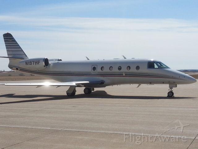 IAI Gulfstream G150 (N197HF)