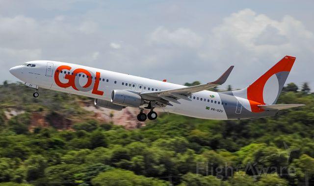 Boeing 737-800 (PR-GZU)