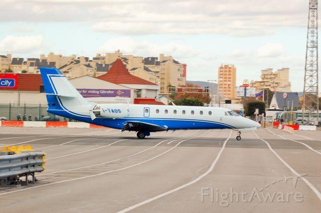Cessna Citation Sovereign (I-TAOS)