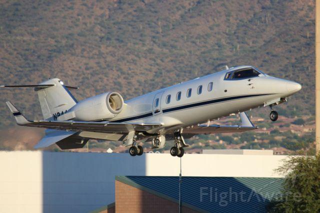 Learjet 60 (N844S)