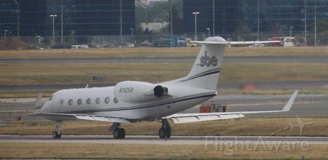 Gulfstream Aerospace Gulfstream V (N110SN)