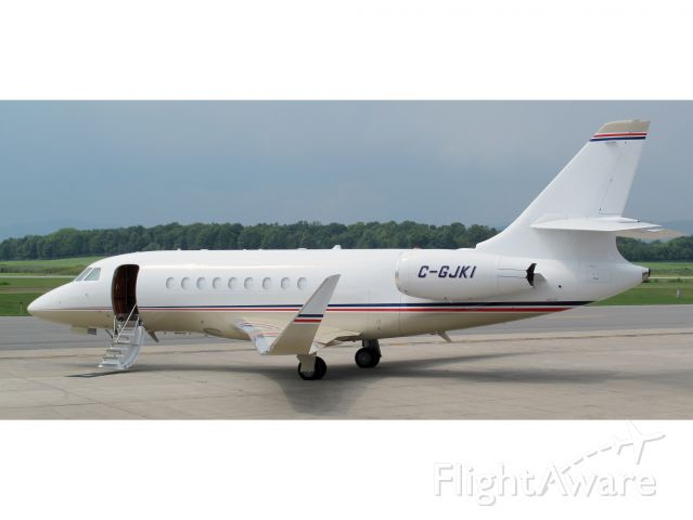 C-GJKI — - A visitor from Canada - welcome to the US!