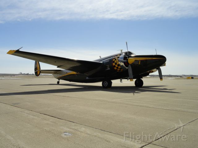Douglas DC-6 (N500HP) - Howard 500