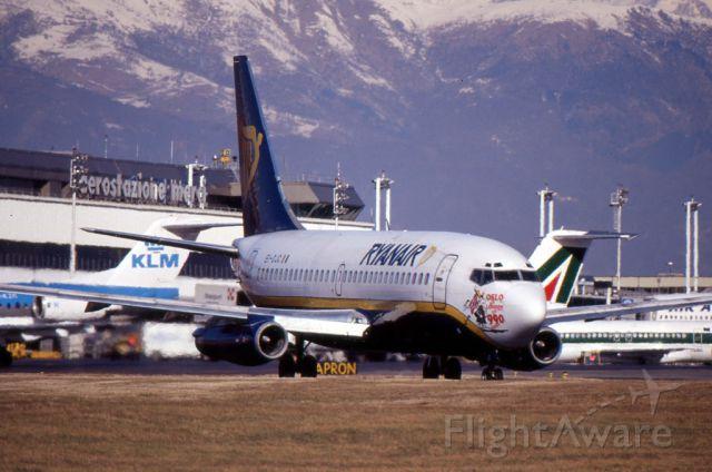 Boeing 737-700 (EI-CJC) - Torino Caselle, aani