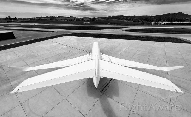 Gulfstream Aerospace Gulfstream G650 (N650NY)