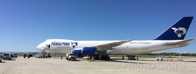BOEING 747-8 (N850GT)