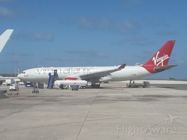 Airbus A330-200 (G-VMIK)