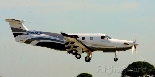 Pilatus PC-12 (N345NX)