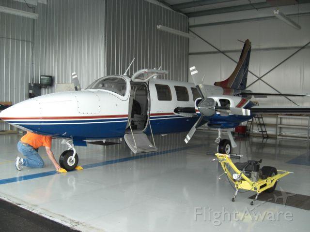 Piper Aerostar (N62WF) - 1981 602p superstar 700