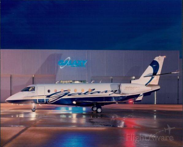 IAI Gulfstream G200 (N505GA)