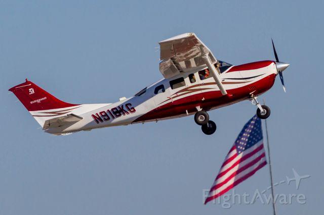 Cessna 206 Stationair (N918KG)