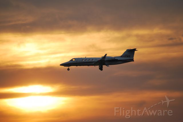 Learjet 31 (N2RW) - DIAMOND AVIATION INC (NASCAR Rusty Wallace) final for 20 at KJQF - 4/3/10 (previously registered as N500WR) Update 11/7/14: Sold and re-registered as N338CW