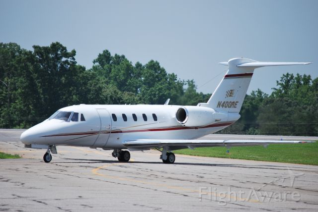 Cessna Citation III (N400RE) - Taxiing to runway 28 - 6/18/09
