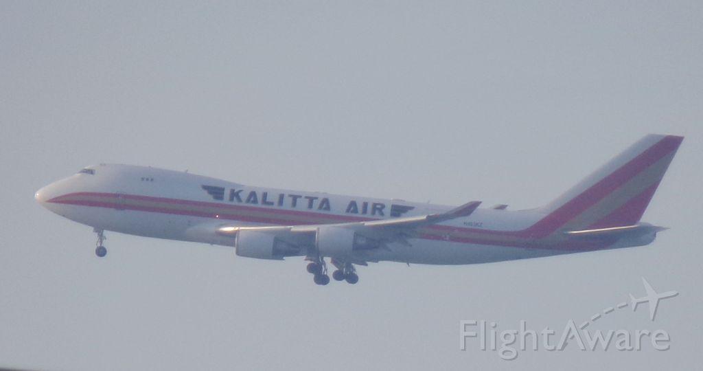 Boeing 747-400 (N403KZ)