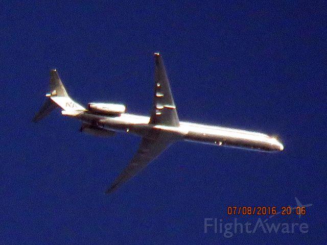 McDonnell Douglas MD-83 (N434AA)