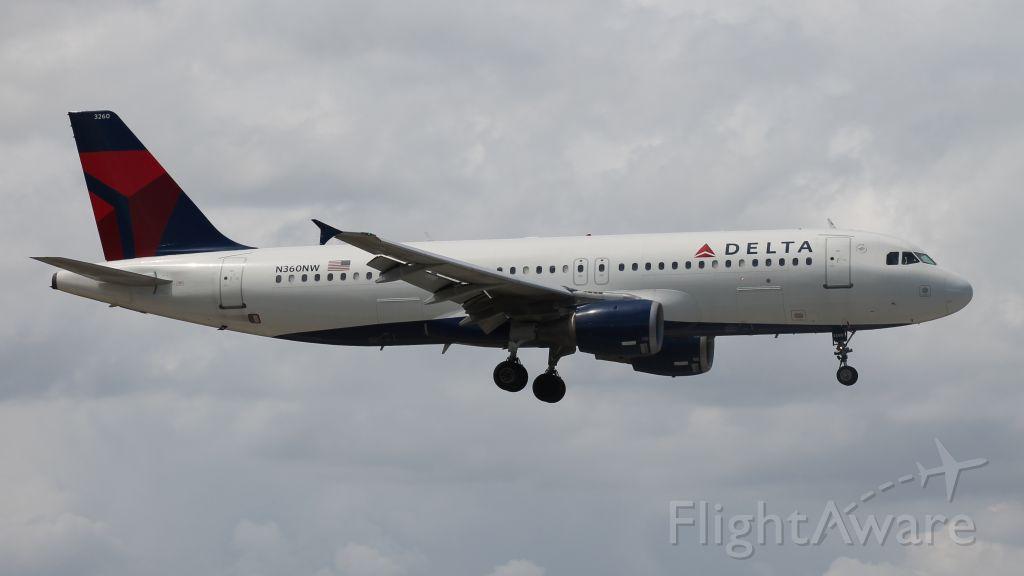 Airbus A320 (N360NW) - Taken on 17 April 2015.