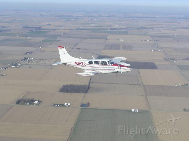 Piper PA-30 Twin Comanche (N91XC) - 1971 turbo