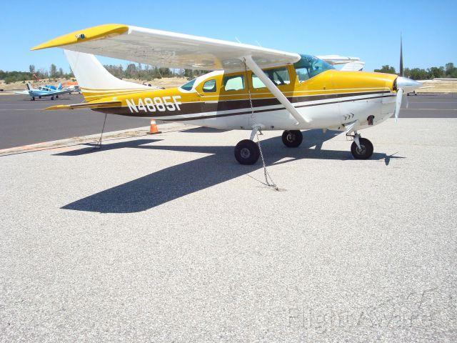 Cessna 206 Stationair (N4885F)