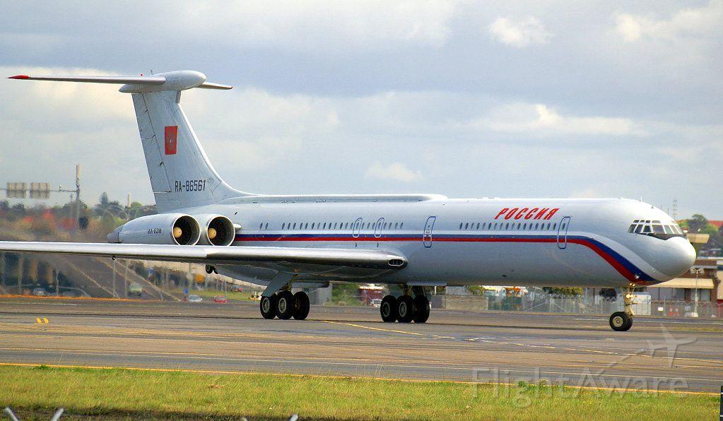 Ilyushin Il-62 (RA-86561)