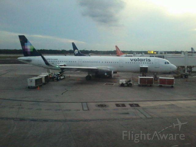 Airbus A321 (XA-VLJ)