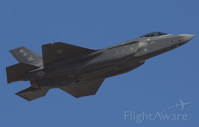 """Lockheed F-35C (17-5237) - F-35A of the USAF departing where she was born, NAS/JRB Fort Worth (please view in """"full"""" for highest image quality)"""