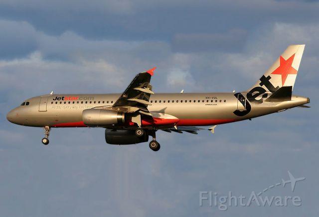 VH-VQL — - JETSTAR AIRWAYS - AIRBUS A320-232 - REG VH-VQL (CN 2642) - ADELAIDE INTERNATIONAL AIRPORT SA. AUSTRALIA - YPAD 16/6/2019