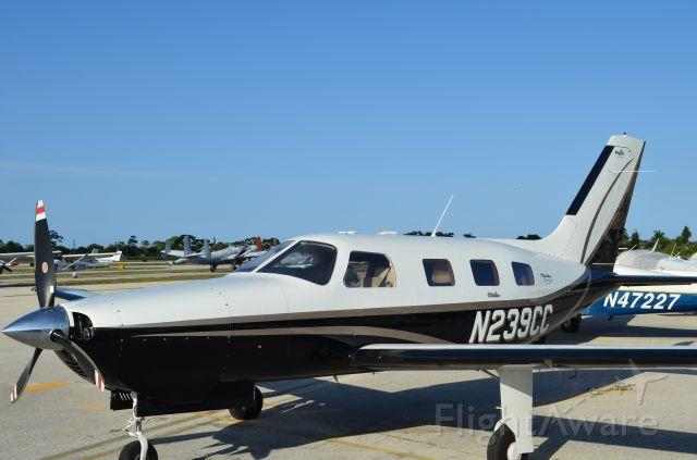 Piper Malibu Mirage (N239CC)