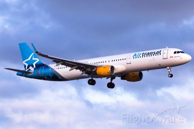 Airbus A321 (C-FTXL) - Apr 2019
