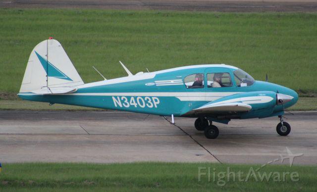 Piper Apache (N3403P) - Beautiful 1958 Piper Apache