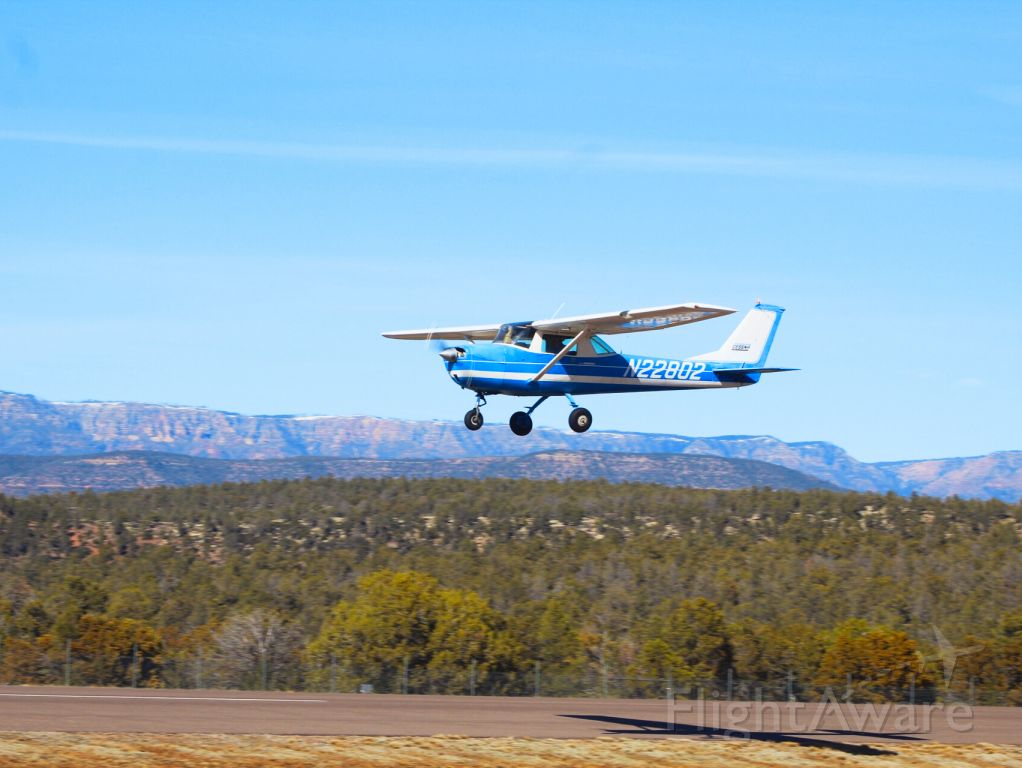 Cessna Commuter (N22802) - AZ hoppin'