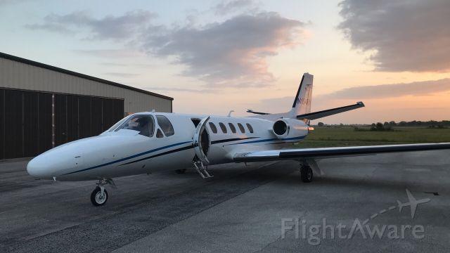 Cessna Citation II (N154RK)