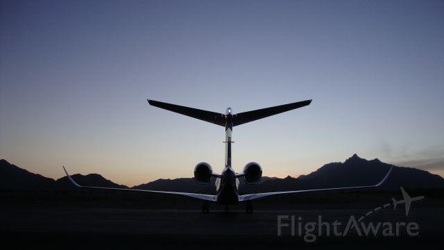 Cessna Citation X (N17CX) - Winglets