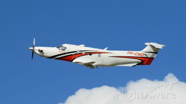Pilatus PC-12 (PP-CMD)