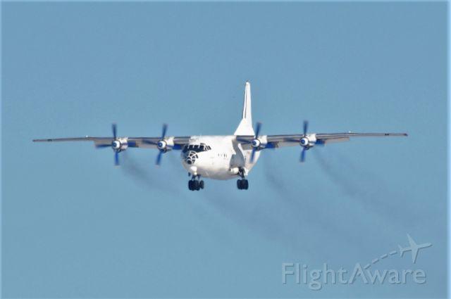 Antonov An-12 (UR-CKM)