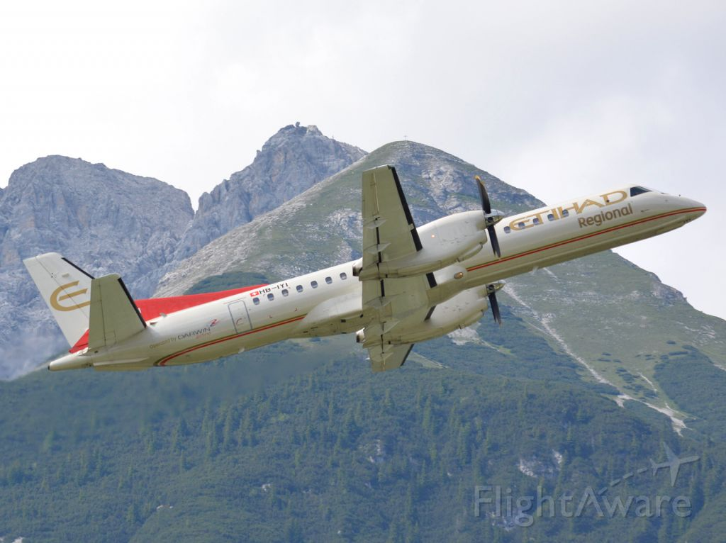 Saab 2000 (HB-IYI)