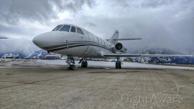 Dassault Falcon 20 (N777FC) - FA200