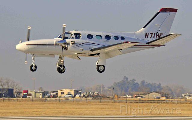 Cessna Chancellor (N71HE)