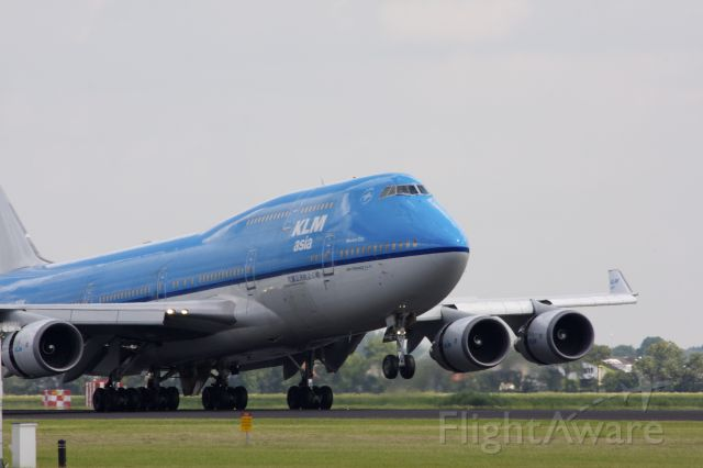Boeing 747-400 (PH-BFM)