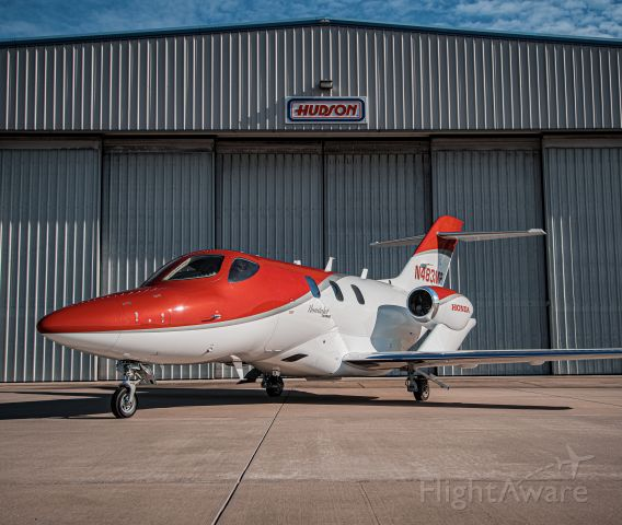 Honda HondaJet (N483MP)