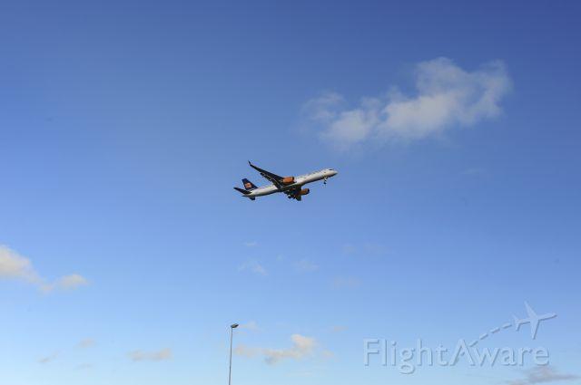 ICE471 — - Icelandair ICE - FI 471 from London Gatwick landing in Keflavik Airport in Iceland.