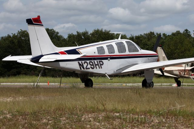 Beechcraft 35 Bonanza (N29HP)