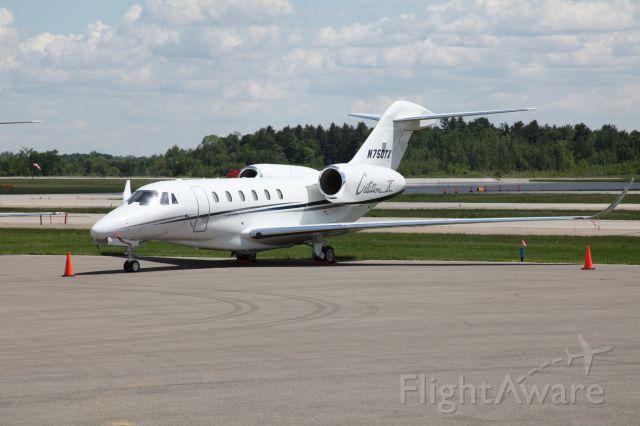 Cessna Citation X (N750TX) - Textron Corporate