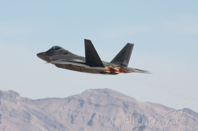 Lockheed F-22 Raptor (AFR99010) - 2014