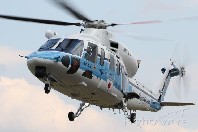 Sikorsky S-76 (JA910A) - 30 October 2016:Japan Coast Guard, Sikorsky S76D