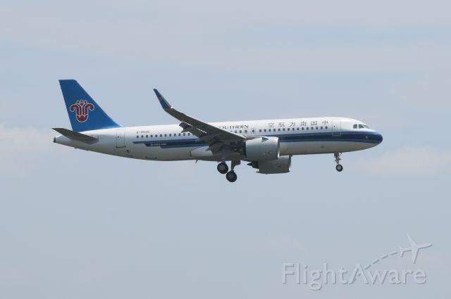 Airbus A320 (B-8545) - A320NEO