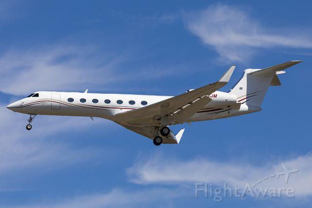 Gulfstream Aerospace Gulfstream V (N85JM)