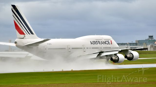 Boeing 747-400 (F-GITH)
